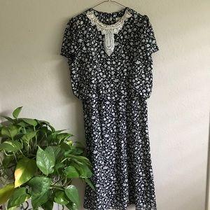 vintage 60's dress