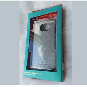 KATE SPADE Metallic Samsung Galaxy Phone Case NEW