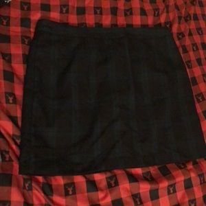 Plaid Pleated Skirt From Gap in size 6