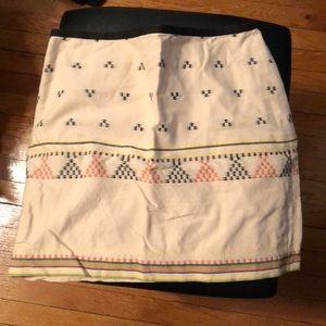 Madewell • Mini Skirt
