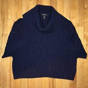 White House Black Market sweater, navy, size small