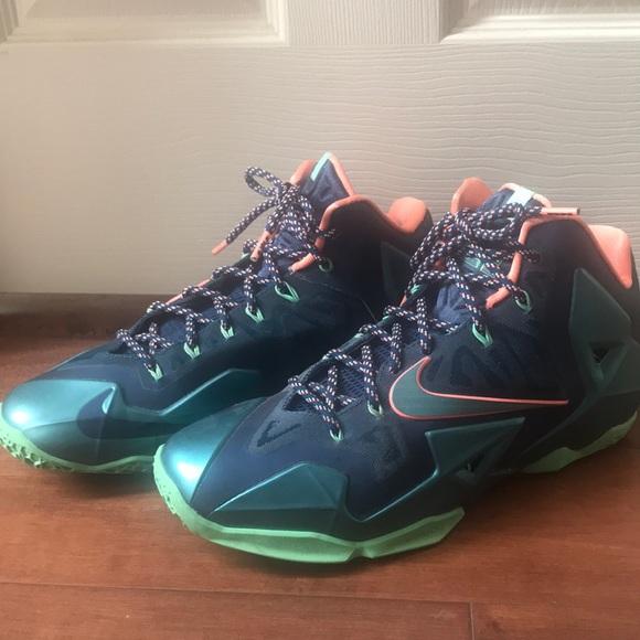 98275c14185 Nike Shoes | Lebron James Flywire Basketball Sz 95 | Poshmark