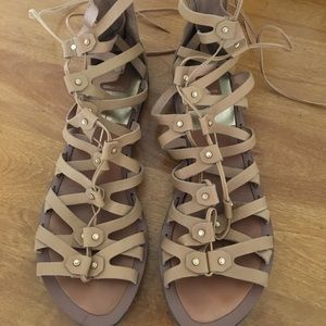 Dolce Vita Ankle Gladiators