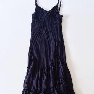 Free People Tracks of My Tiers Maxi Dress