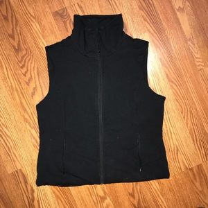 Coldwater Creek Sleek Puffer Vest