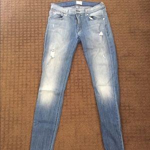 Hudson Jeans - Krista Super Skinny