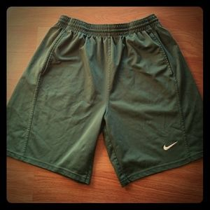 XL Green Nike Shorts