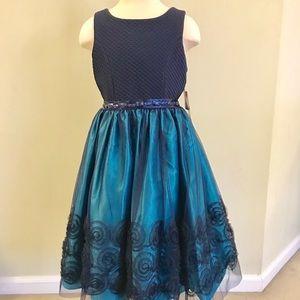 Beautiful Party Occasion Dress- Girls Size 12