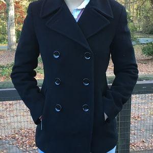 Calvin Klein Classic Pea Coat