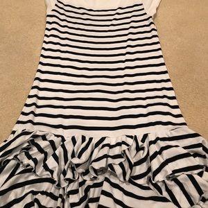 Ralph Lauren striped dress never worn