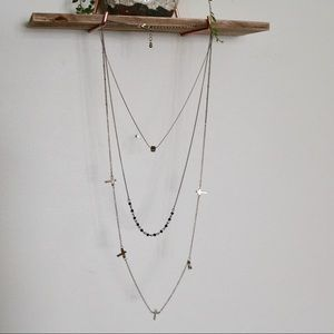 Urban Outfitters layered Necklace