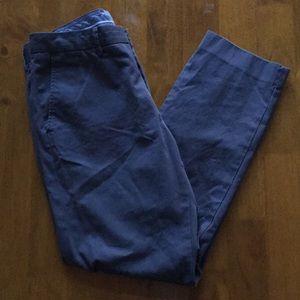 J. Crew men's gray dress pants urban slim fit