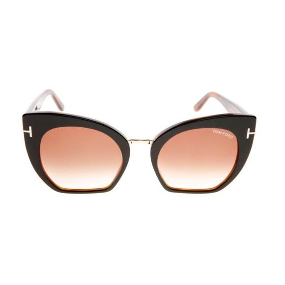 7cd205a8a811 Tom Ford FT0553 Samantha Cat Eye Sunglasses