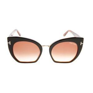Tom Ford FT0553 Samantha Cat Eye Sunglasses
