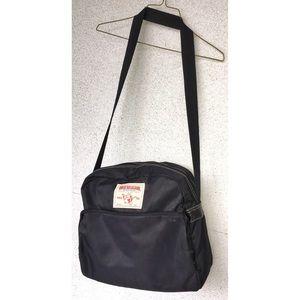 Like New - True Religion Cross-Body Travel Bag
