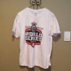 Detroit Tigers 2012 American League Champs Tee