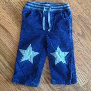 Baby Boden Star Corduroy Pants 18-24m