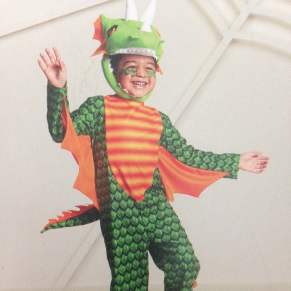 Kids Dragon costume New  sc 1 st  Poshmark & Costumes | Kids Dragon Costume New | Poshmark