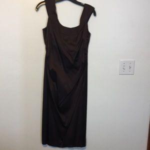 Mangy London, form fitting dress