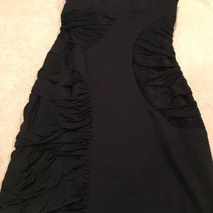 Black Cynthia Steffe dress