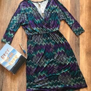 Soft and comfortable dress