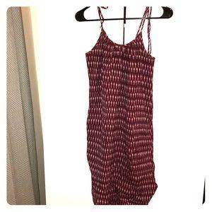 Madewell • Ikat cotton dress