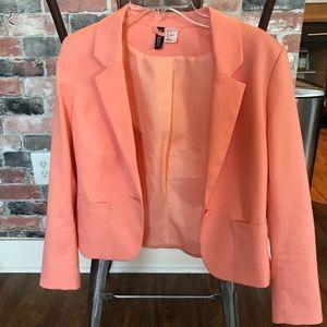 Jackets & Blazers - Coral blazer