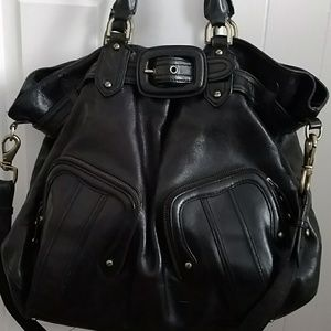 Large Cole Haan Leather Bag