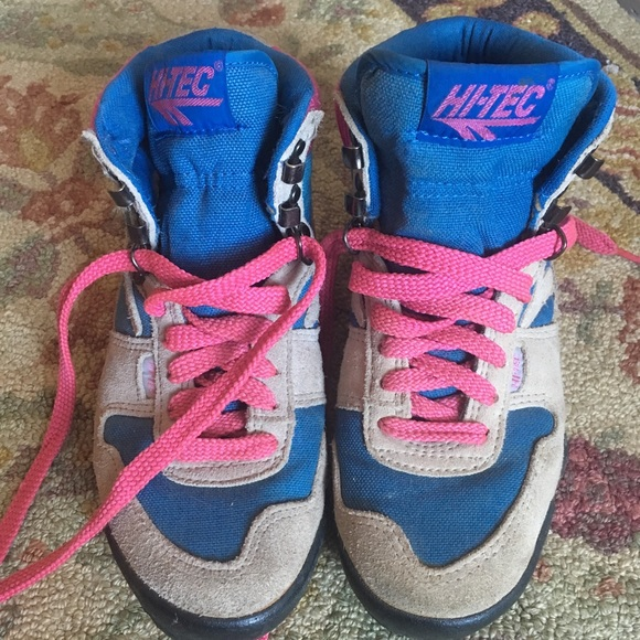how to get select for latest skate shoes Hi-Tec Lady Classic vintage Hiking boots