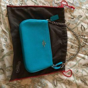 Coach pouch mini-purse