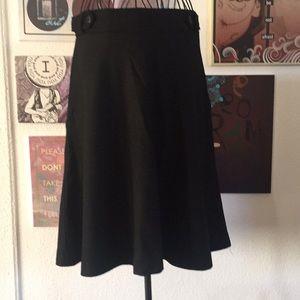 🐝 Merona black skirt