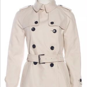 COACH TRENCH COAT S