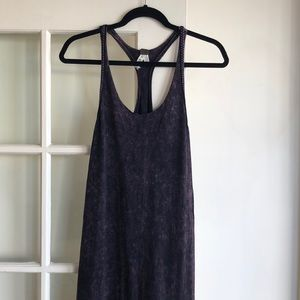 Free People Maxi Dress With Braided Straps