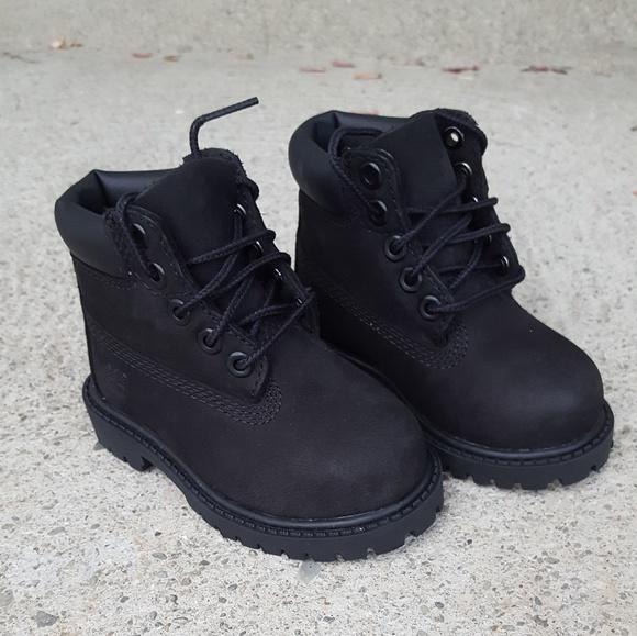 Toddler Boys Black Timberland Boots 5C. M 5a2da2ff56b2d6e887002621 f09a53786
