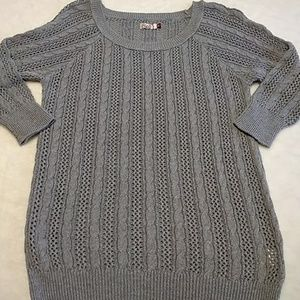 So sweater size XL