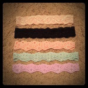 Lace Headband Bundle