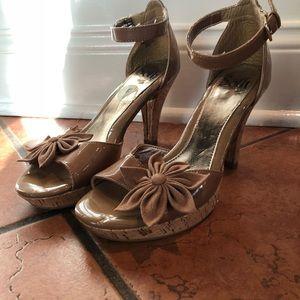 Sofft sling-back high heels