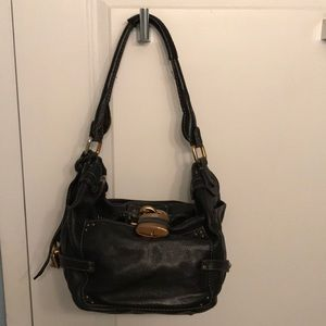 Lock and key Chloe hobo