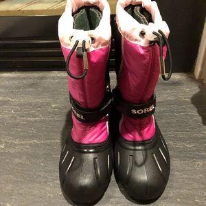 Sorel boots size 5US - 37 1/2 EUR