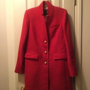 J. Crew Regent Top Coat