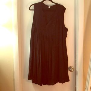 Old Navy Size XXL Tunic Style Sleeveless Dress