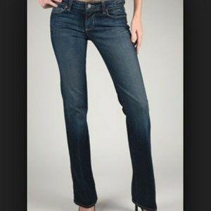 Paige jeans denim Benedict canyon bootcut 26 2