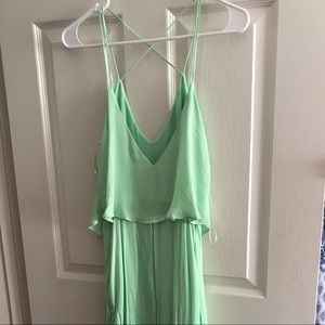 Zara Floor length dress