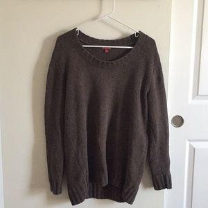 Merona large brown sweater! Super soft!