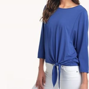 THABO COWL BACK TOP