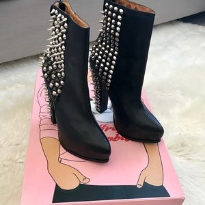 Jeffrey Campbell Avalos Spiked Boots