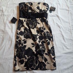 WHBM formal dress