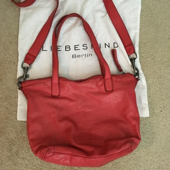 Liebeskind Handbags - Liebeskind leather purse 51275535ee7