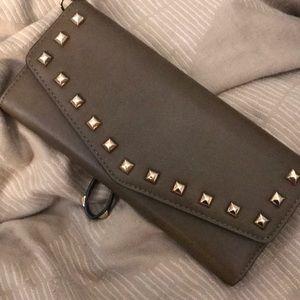 Aldo clutch wallet