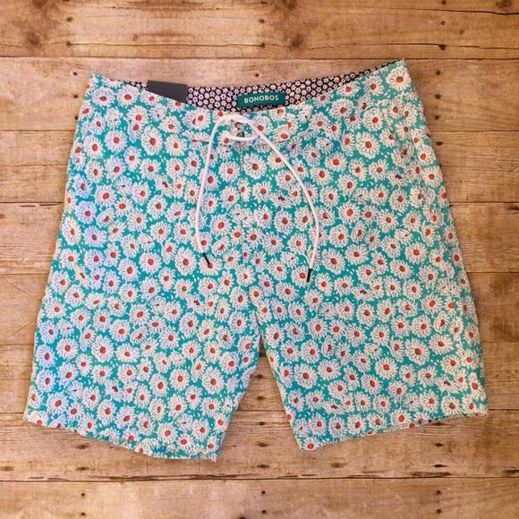 5588b56daa1e7 Bonobos Swim | Nwt Shorts W35 | Poshmark